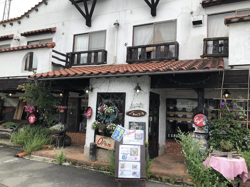 ドミンゴ茅野店の外観